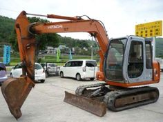 Used Hitachi excavator EX60, used hitachi crawler excavators (EX60) - China Used crawler Hitachi Excavators;used hitachi crawler excavato...
