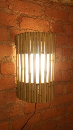 Arandela de bambu