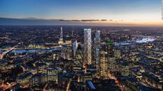 awesome Green light for London's latest record-breaking skyscraper