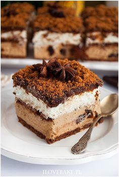 Ciasto korzenne Speculoos - I Love Bake