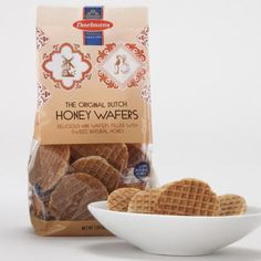 Daelmans Dutch Honey Wafers Bag