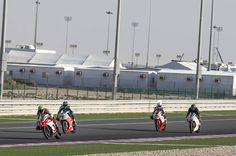Román Ramos termina cuarto en las dos carreras del Campeonato de Qatar
