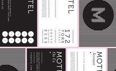 Creative Order http://creative-order.com.au/casestudies/print/motel-stationery-hospitality-design/?tax=print