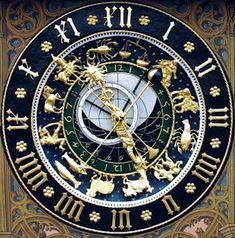 16th Century astronomical clock