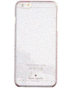 kate spade new york Glitter iPhone 6 Plus Case