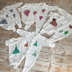 Crafts by Katie by CraftsbyKatieL Keepsake Quilting, Happy Campers, Organic Baby, Baby Bodysuit, 6 Months, I Shop, My Favorite Things, Trending Outfits, Celebrities