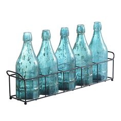Wisteria - Accessories - Shop by Category - Candles & Candleholders - Bottle Basket Candleholder Thumbnail 2