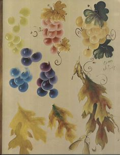 Folk art Primer 2 - Ana Pintura 2 - Álbumes web de Picasa