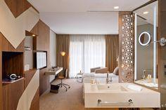 Atelier Pod diseñó las habitaciones del nuevo Radisson Blu en Marrakech