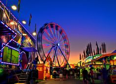 The firemen's carnival is this week. I'm so excited <3