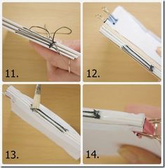 Simple Bookbinding Notebook DIY - Make and Fable