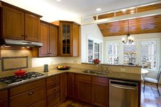 Arts And Crafts Design, Pictures, Remodel, Decor and Ideas kitchen