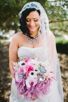 Whimsical Wedding from Jason Curescu || See more  on Style Me Pretty: http://www.StyleMePretty.com/illinois-weddings/chicago/2014/02/20/eclectic-chicago-wedding/