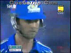 2nd Innings MI Batting - MI vs KXIP - Full Match Highlights - DLF IPL 2012 Match 33 April 25 2012