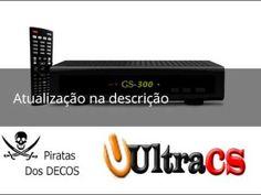 NOVA ATUALIZAÇÃO (ATT) GLOBALSAT GS 300 HD V 2.25