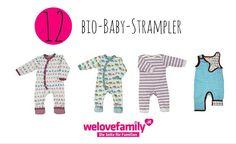 Babykleidung: Unsere 12 liebsten Bio-Baby-Strampler Trends, Baby One Pieces, Beauty Trends