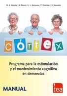 CÓRTEX. Programa para la Estimulación y el Mantenimiento Cognitivo en Demencias
