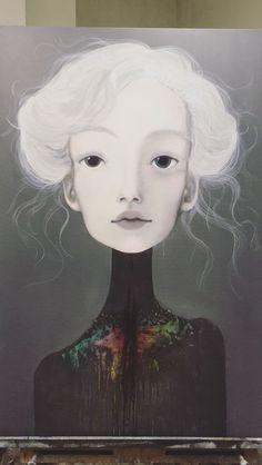 Léna Brauner Disney Characters, Fictional Characters, Disney Princess, Drawings, Cute, Painting, Kawaii, Painting Art, Sketches