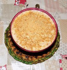 Crema di amaretti e ananas | Le mani in pasta