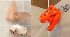 Pasamos gran parte de nuestra vida en le baño, así que, ¿por qué no hacerlo más práctico y divertido? A partir de hoy vas a necesitar estos inventos con urgencia. 1. Esta jabonera no permitirá que el agua se quede debajo de tu jabón acumulando bacterias. 2. Un espejo que va perfecto con el baño. […]