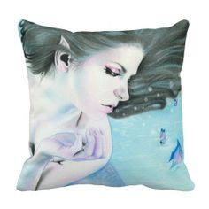 Mermaid Fantasea Pillow lowest price for you. In addition you can compare price with another store and read helpful reviews. BuyDiscount Deals          Mermaid Fantasea Pillow Here a great deal...