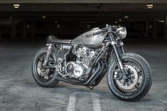 Yamaha XS850 1980 By Spin Cycle Industries
