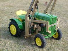 High Ridge Tractor Parts