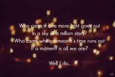 One more light Linkin Park