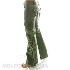 In Molecule's Himalayan Hipster Pants you'll be as comfortable hiking the Himalayas as checking out trendy cafés in durable, stylish, hip-hugging beauties with loose-legged, airy freedom and extra pockets. Hipster Pants, Cargo Pants Women, Small Waist, Himalayan, Fit Women, Thighs, Black And Grey, Overalls, Material Things