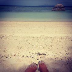 Unbelievable beach on koh Tao Thailand