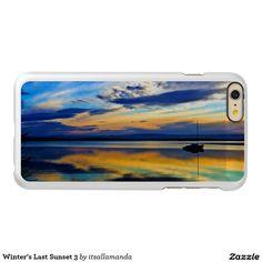 Winter's Last Sunset 3 Incipio Feather® Shine iPhone 6 Plus Case
