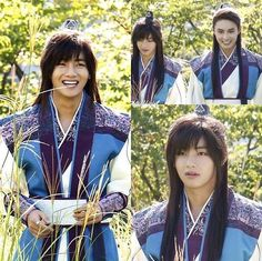 V in his drama Hwarang