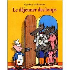 l'école des loisirs- Geoffroy de Pennart