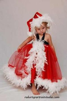 Little Miss Clause!