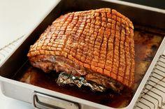 Svine ribbe / Pork ribs Traditional Norwegian Recipe Read Recipe by Norwegian Cuisine, Norwegian Food, Pork Recipes, Cooking Recipes, Recipies, Norway Food, Viking Food, Nordic Recipe, Swedish Recipes