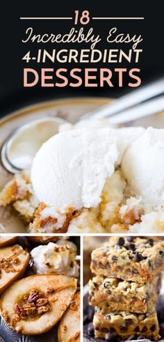 18 lazy girl dessert hacks lazy people lazy and lazy girl 18 of the easiest desserts ever forumfinder Image collections