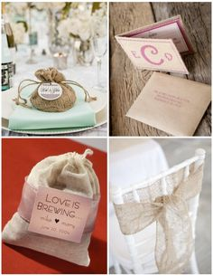 More great ideas for the bridal shower Im planning!