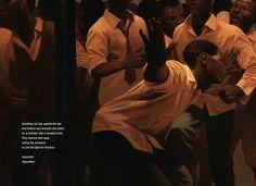 Nelson Mandela by Kadir Nelson (Katherine Tegen Books/HarperCollins Publishers)
