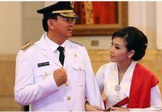 JELANG pelantikan Gubernur DKI Jakarta tahun 2014
