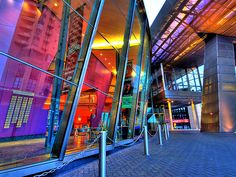 Lowry Theatre by aliengrove