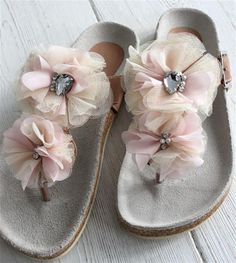dress up your sandals