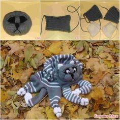 Purse Patterns Free, Crochet Purse Patterns, Crochet Amigurumi Free Patterns, Knitting Patterns Free, Crochet Unicorn Pattern, Crochet Mermaid Tail, Crochet Blanket Border, Cat Rug, Crochet For Beginners Blanket
