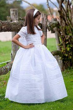 Vestidos de Comunión 2011 de Mar de Nata: | Infantil moda