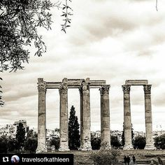 #Repost @travelsofkathleen with @repostapp To get featured tag your post with #Talestreet Temple of Olympian Zeus. #athens #ancientgreece #traveleringreece #wanderlust #traveltheworld #liveagreatstory #beautyinruins #travelsofkathleen #instamood #instacapture #instatravel #travelous #travelgood #travelearth #travelph #temple #olympian #zeus #twitter