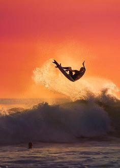 Surfing Photo: Jeff Dotson