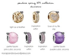 Preview: Pandora Rose Spring 2015 Collection | Mora Pandora