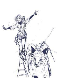 Who draw this? i think it was Viria