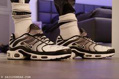 day 300: Nike TN Air Max Plus #nike #tn #niketn #airmaxplus #nikeairmaxplus #sneakers - DAILYSNEAX