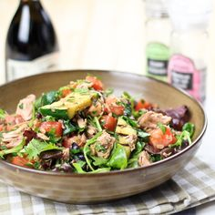 Quick, Healthy and Super Simple Tuna Fish Salad