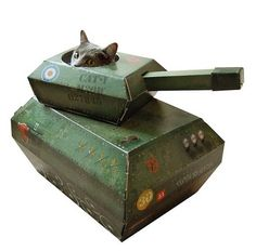 LOL Memphis needs this to attack KC.Tank Playhouse Cat House